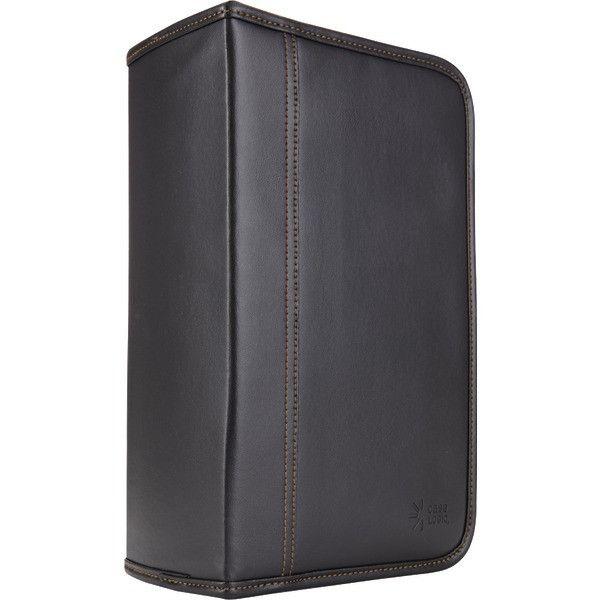 128Disc Cd Wallet Blk