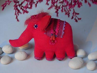 Magráta: Slon z rukavice