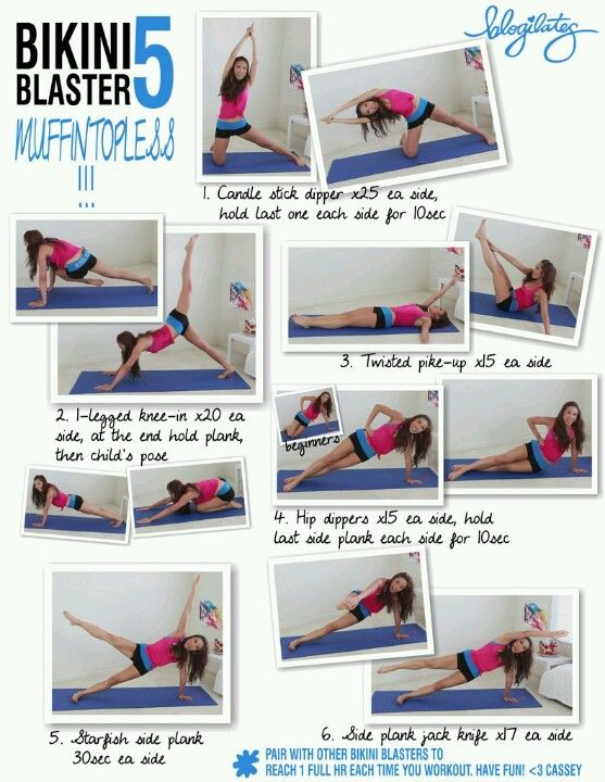 Blogilates-Bikini Blaster 5  This girl has some great videos on you tube:)