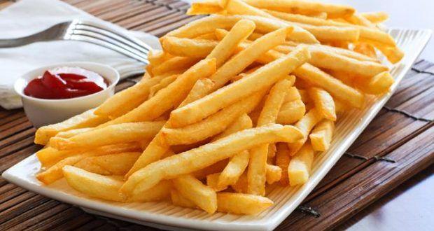 Patates Kızartmanın Püf Noktaları - Kolay Yemek Tarifleri