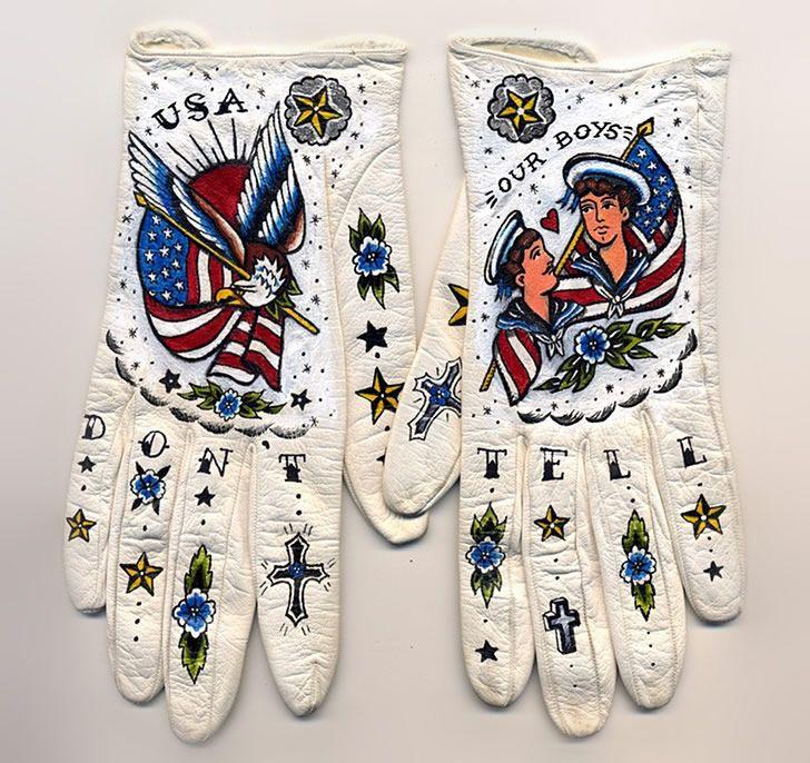 Horrors, The - Gloves