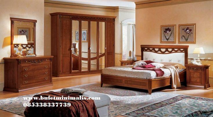 Set Kamar Jati Jepara Murah Slendang - Jual kamar Set atai Set Tempat Tidur kayu Jati Harga Murah Produck Mewah By Furniture Set Kamar jepara
