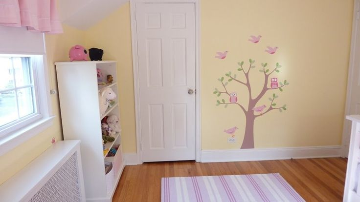 Benjamin Moore Moonlight And Our Nature Wall Decal Mural