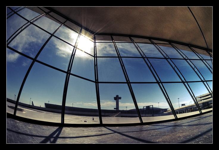 Saved: TWA Terminal at JFK International Airport (Photo: Timothy Vogel)Twa Terminal, Mysteries Shops, Jfk International, International Airports, Airports Photos, Timothy Vogel, Air Travel