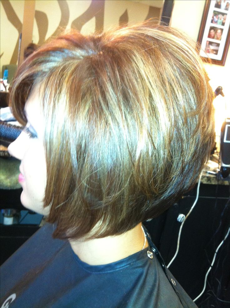 Love this cut and color :)