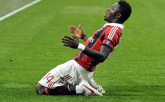 Sulley Muntari - AC Milan
