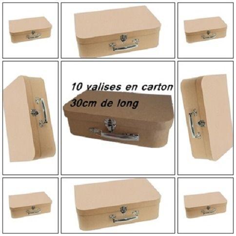 les 25 meilleures id es de la cat gorie valise en carton sur pinterest pizza nancy sculpture. Black Bedroom Furniture Sets. Home Design Ideas