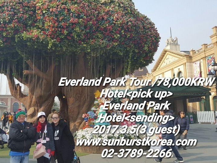 Everland tour  #everland #Korea #Seoul #Yu master #Tickets #theme park  #Drama tour