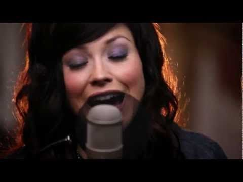 Kari Jobe - We Are (Acoustic Version). IMHO, this is probably the best version of this song ever sung, by the best artist to have ever attempted these lyrics!