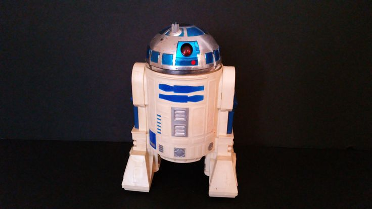 1978 Star Wars R2D2 Toy by Kenner by ForgottenGeekery on Etsy