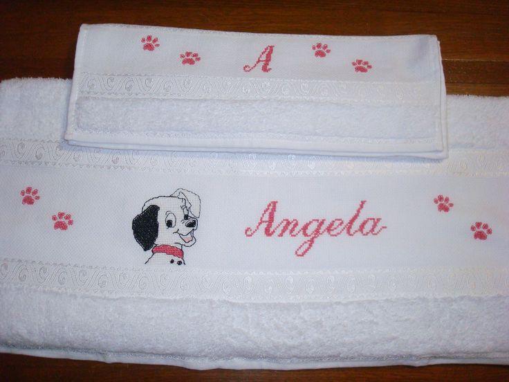 Asciugamani Carica dei 101