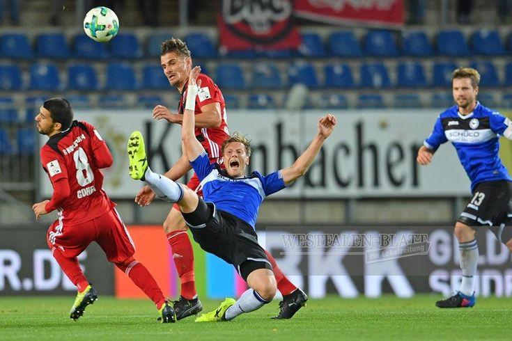 FOTOSTRECKE - DSC Arminia: (20) 12. Spieltag: DSC vs. FC Ingolstadt (1:3)