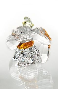 Swarovski Crystal Disney Collection, Dumbo by Swarovski Crystal…