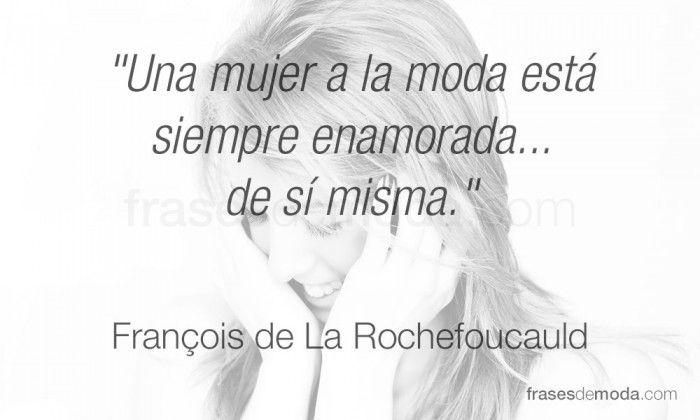 Frase de moda de François de La Rochefoucauld