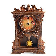 animated haunted halloween clock halloween decorations and decor traditional clocks