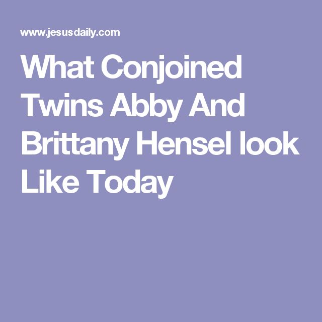 hensel singles over 50 Abby and brittany hensel dating life, search form kelly was also reflecting a popular perception of the war that has persisted for decades, largely on the strength and influence of an organized pro-confederate propaganda campaign that has been conducted for a dating site in america for free.