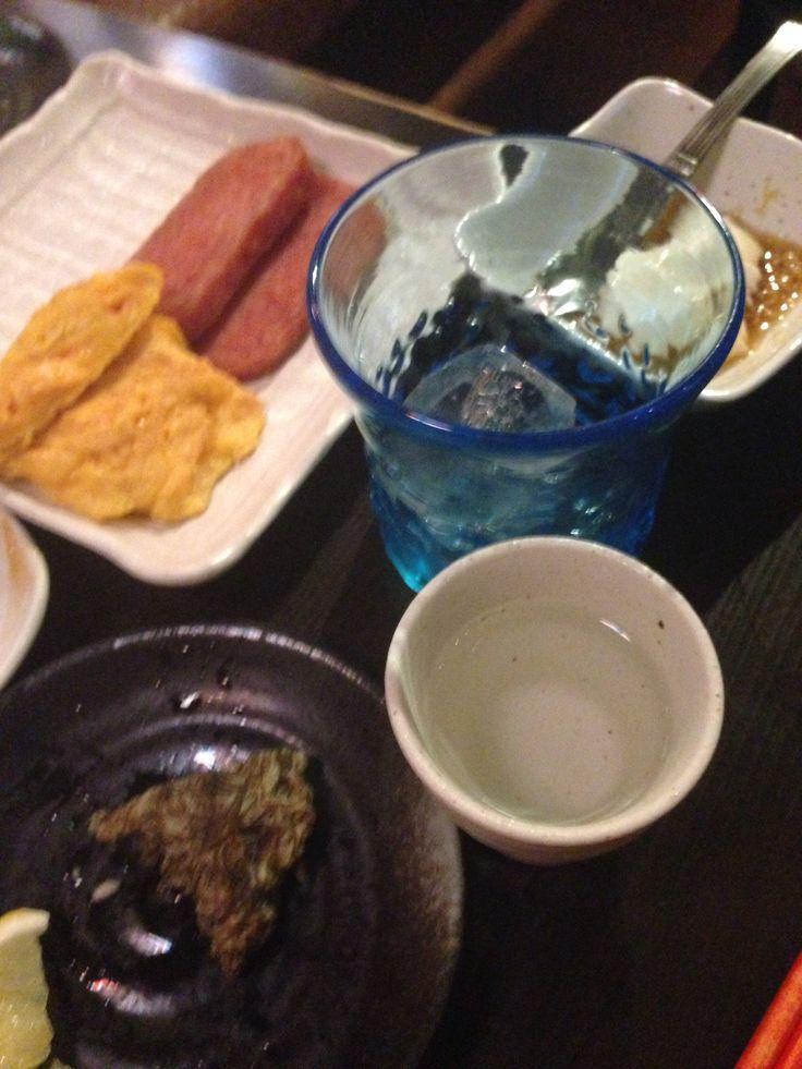 なんちち食堂 オリオン、赤馬あかんま✖️n.菊の露と、本島、石垣島、宮古島と渡りました。