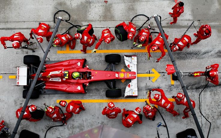 Ferrari in the pits. Melbourne Grand Prix to get new boss as rules change. http://www.melbournegp.xyz #ferrari #f1 #pitstop