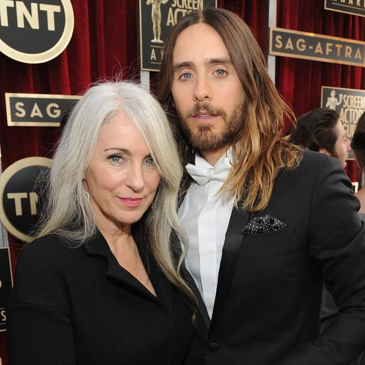 Jared Leto Brings a Special Date to the SAG Awards