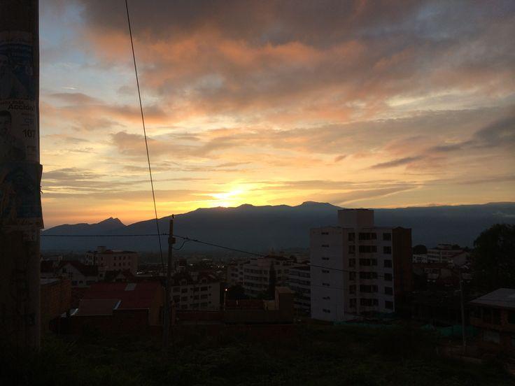 Bogotá, Colombia Cerros de San Vicente