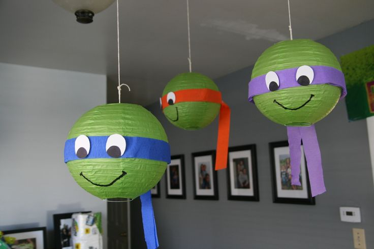 ninja turtle bedroom themes - Google Search