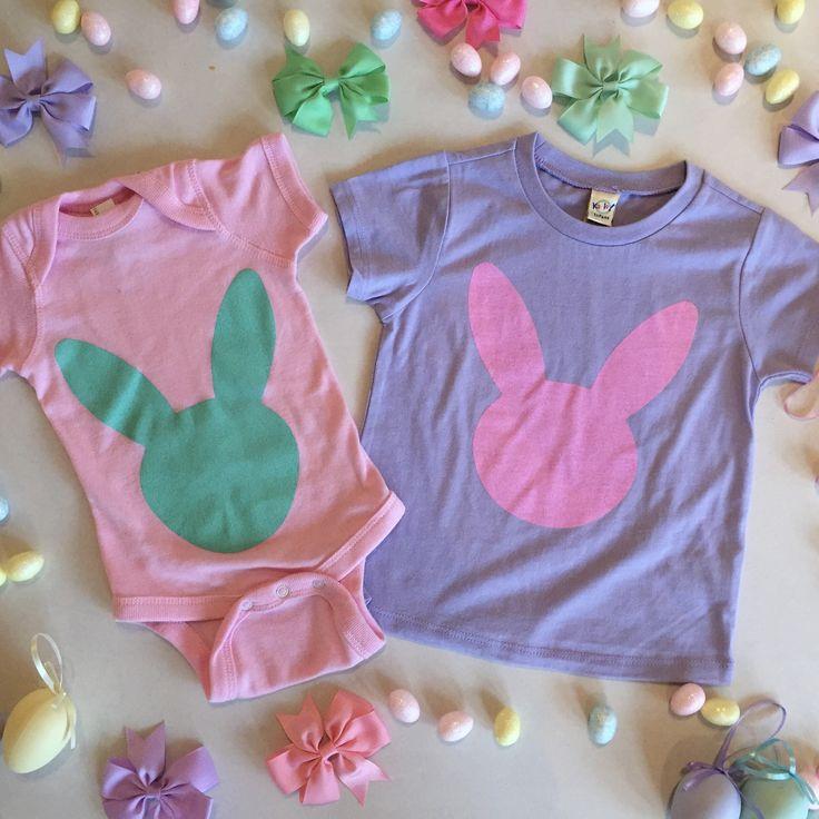 Bunny • Purple Tee