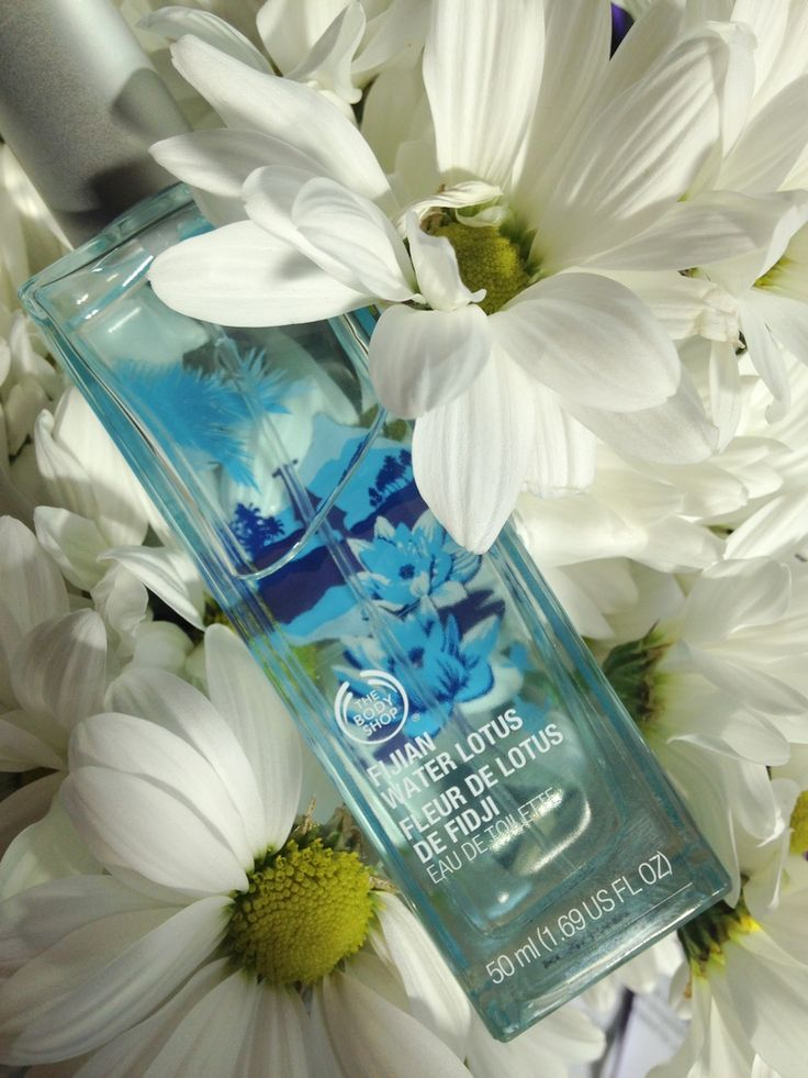 The Body Shop Fijian Water Lotus EDT is perfect for summer