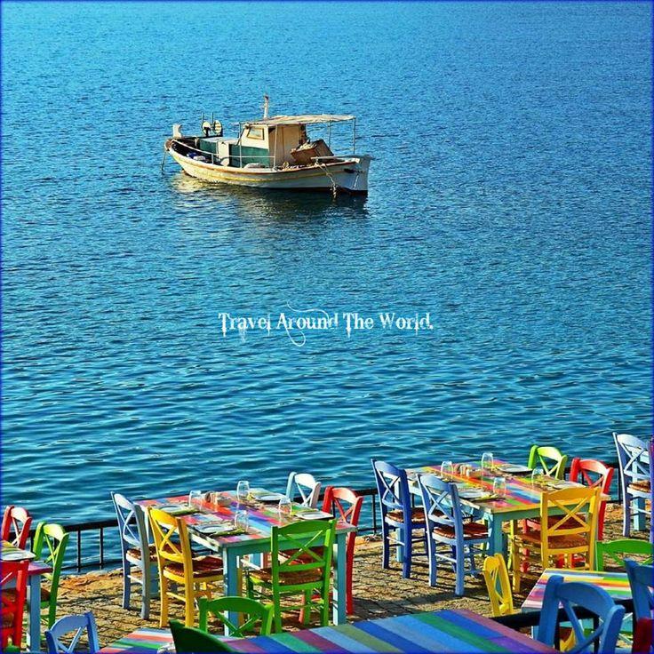 Ouzo Times !!!! Limeni Lakonias Greece!!!