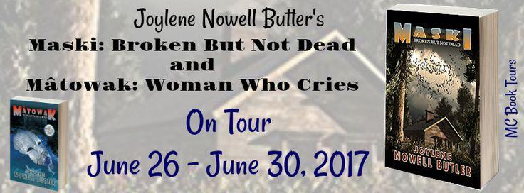 Maski Broken But Not Dead Mystery Thriller Joylene Nowell Butler