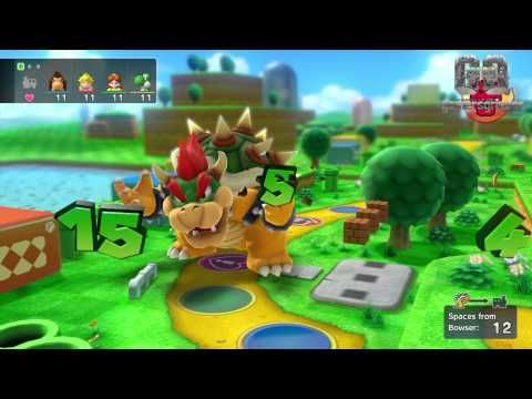 Mario Party 10 (Wii U)  Ελληνικό Video Review | by Gamers Grinder