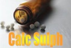 Calc Sulph – The Blood Purifier