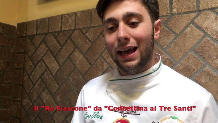 Il Re Fiascone da Concettina ai Tre Santi, Napoli - YouTube