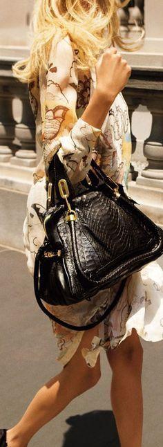 Ladies Handbags, Designer Handbags And Handmade Handbags. #Handbags Chloe Keep the Smiling | BeStayBeautiful