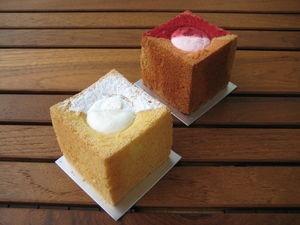 SOLAのシフォンケーキ