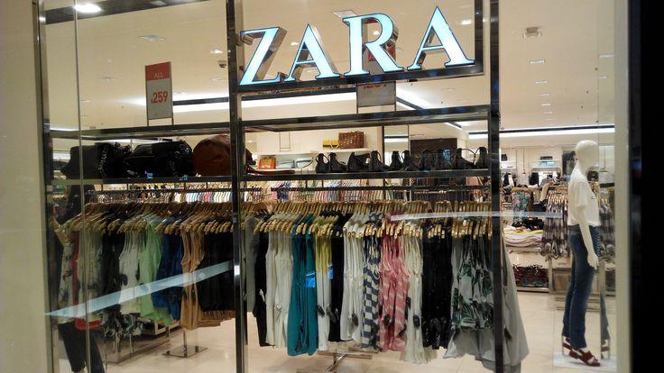 """El """"veni, vidi, vinci"""" de Zara en China - http://staff5.com/veni-vidi-vinci-zara-china/"""