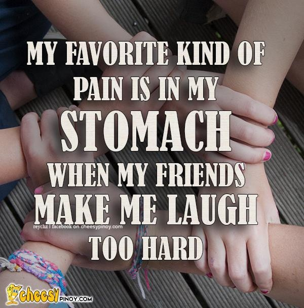 Cheesypinoy.com » We have a collection of Tagalog , Filipino , Pinoy , English Quotes about Love, Emo, Friendship, Sad, Inspirational and Motivational. We also have Funny Pictures of Filipino and PhilippinesMy Favorite kind of pain » Cheesypinoy.com