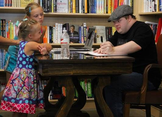 What a Storyteller with Down Syndrome and Bedford Iowa Teach the World