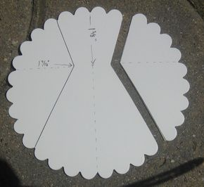 Scallop Circle dress and directions ~ http://keenankreations.blogspot.com/2011/04/scallop-circle-dress-and-directions.html