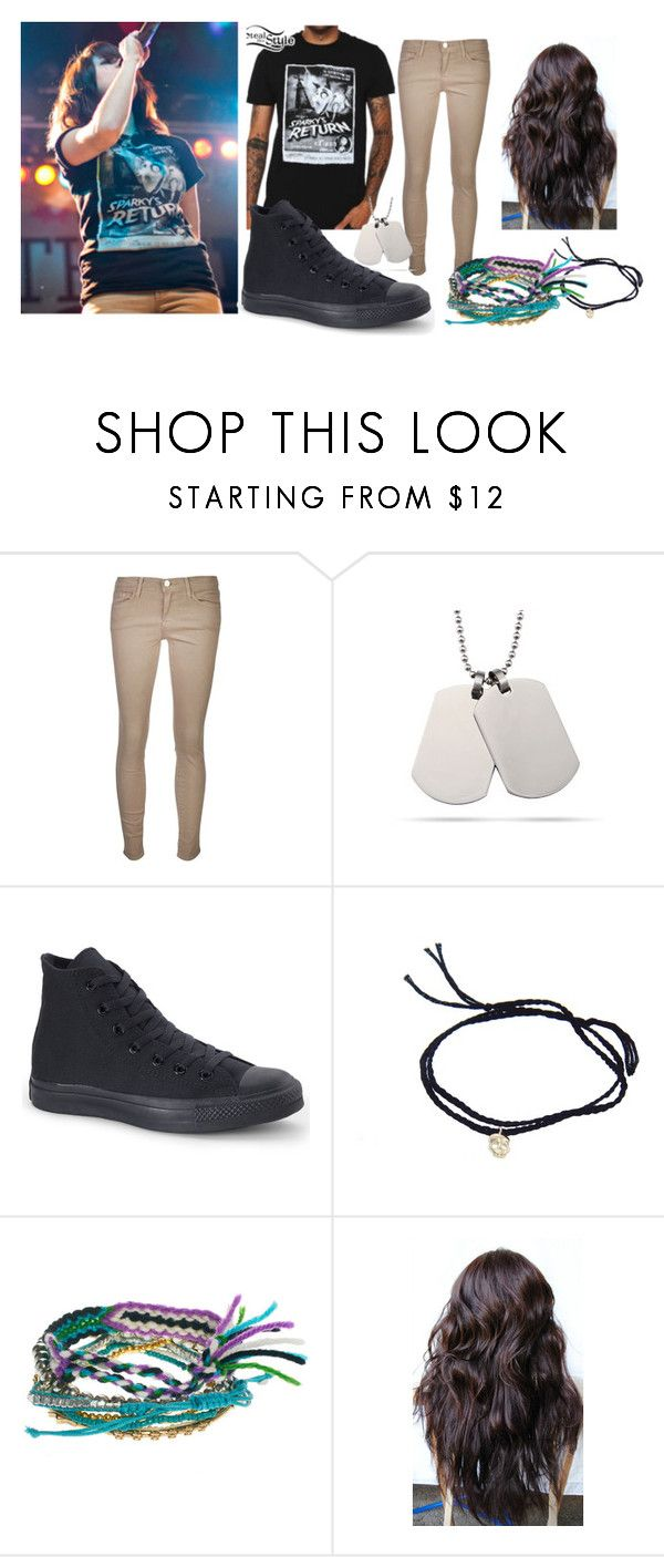 """""""Tay Jardine"""" by ferny117 ❤ liked on Polyvore featuring Frame, Converse, River Island, wearetheincrowd and tayjardine"""