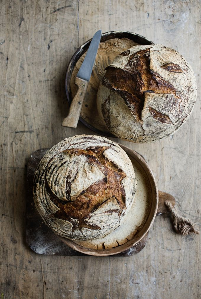 The smell of homemade bread is a relaxing, soothing smell - perfect for making for the family
