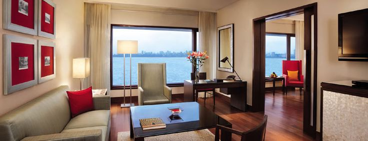 The Oberoi, Dubai's stunning views of the Burj Khalifa are even more exciting with their 'Suite Surprises' offer