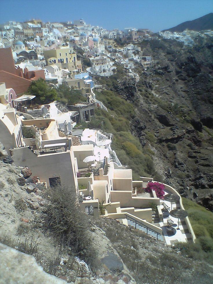 Santorini. ....
