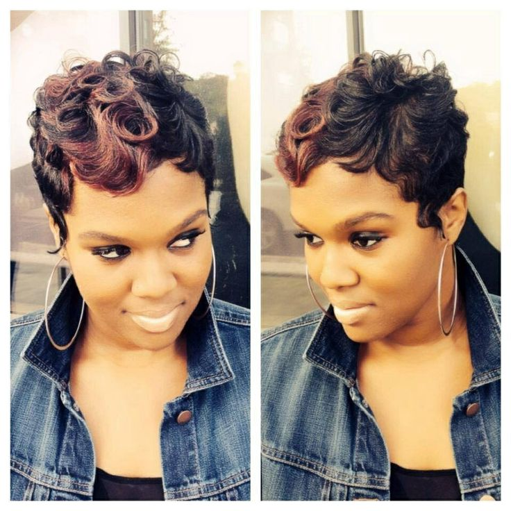 Like the River Salon Atlanta Love that stylish cut chica