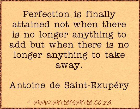 Quotable – Antoine de Saint-Exupéry - Writers Write