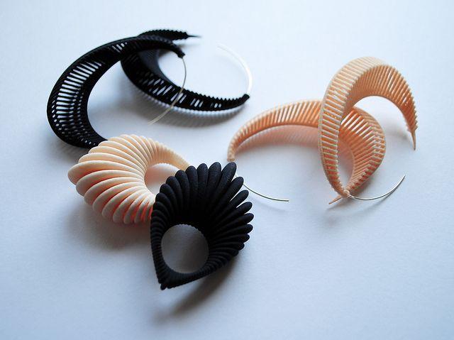 Theresa Burger - Rings and earrings