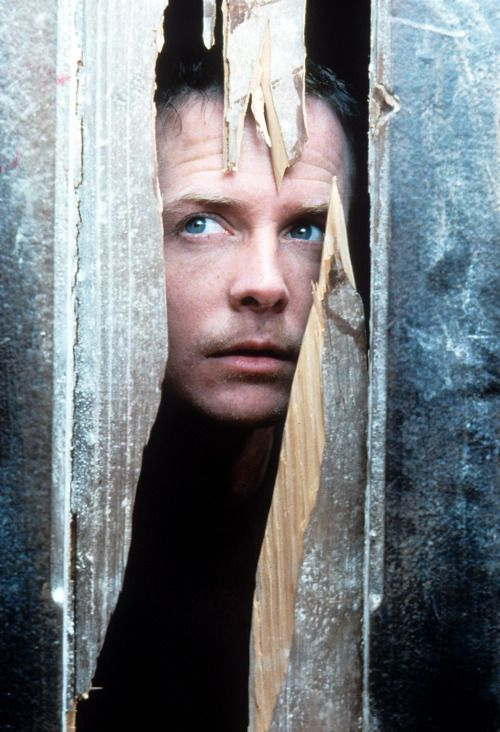 "Michael J. Fox in ""The Frighteners"""