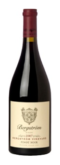 Oregon Pinot Noir Winery: Bergstrom~Have had this Pinot like it