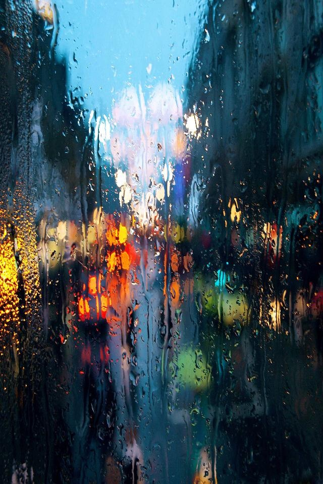 rainy day | photographer unknown / life in Pacific Northwest...read a book or watch a movie :-)