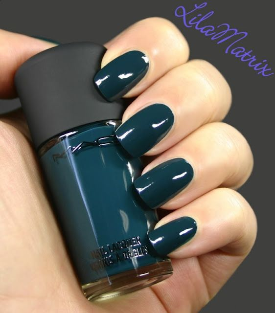 MAC - Deep Sea (MAC Me Over! Collection) nail polish