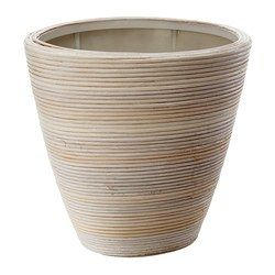Praktiska krukor att ha inomhus eller i trädgården - IKEA